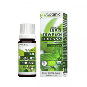 Organsko ulje divljeg origana 5ml