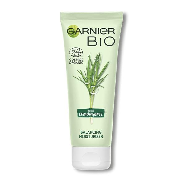 Garnier Bio Lemongrass hidratantna krema za ravnotežu kože 50 ml