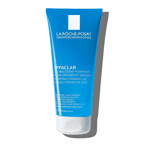 La Roche-Posay Effaclar gel za čišćenje lica 200ml + Effaclar Mat krema 40ml