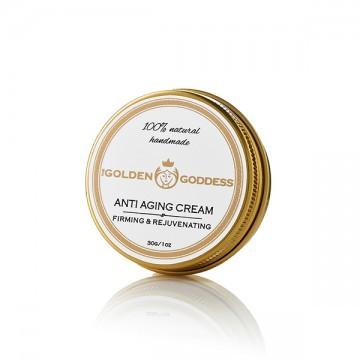 The Golden Goddess Antirid krema za lice 30ml
