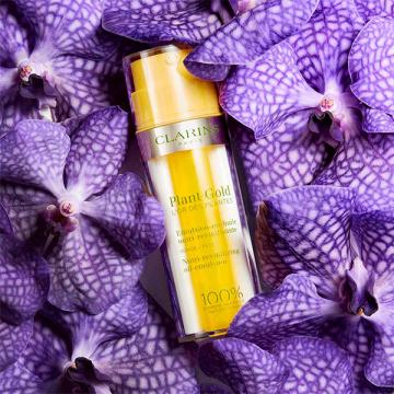 Clarins Plant Gold Nutri-revitalizing uljana emulzija za lice 35ml