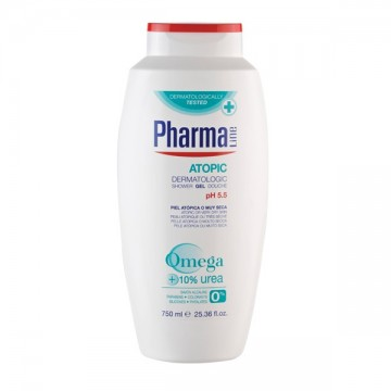 Pharmaline Atopic gel za tuširanje 750ml