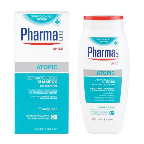 Pharmaline Atopic Šampon 250ml