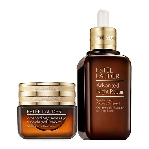 Estēe Lauder Advanced Night Repair Eye Complex 15ml + Synchronized Recovery Complex II serum 30ml
