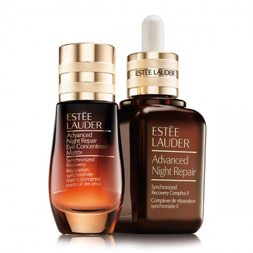 Advanced Night Repair Eye Concentrate Matrix Synchronized Recovery 15ml + Synchronized Recovery Complex II serum 30ml - 1