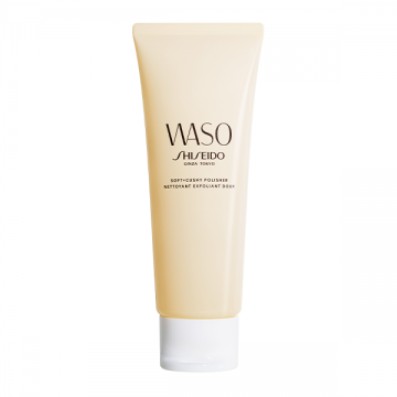 Shiseido Waso soft cushy polisher piling za lice 75ml