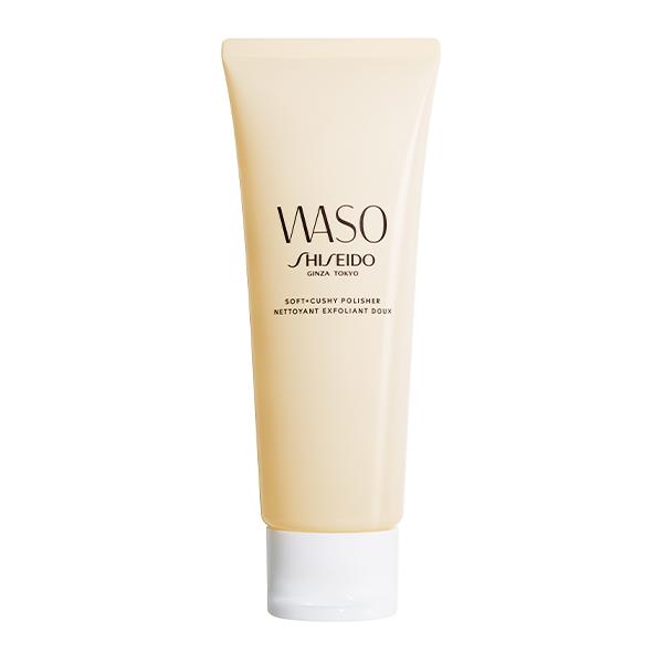 Shiseido Waso soft cushy polisher piling za lice 75ml