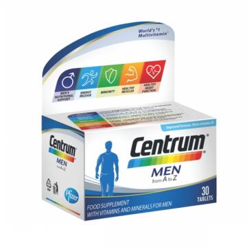 Centrum Men Vitamini za muškarce 30 tableta