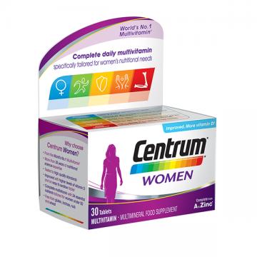 Centrum Woman Vitamini za žene 30 tableta