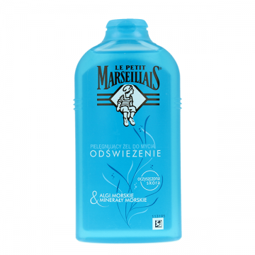 Le Petit Marseilials Gel za tuširanje (ekstrakt morskih algi i minerala) 250ml