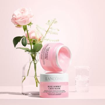 Lancôme Rose Sorbet Cryo-maska za lice 50ml