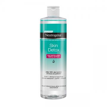 Neutrogena Skin Detox micelarna voda 400ml