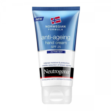 Neutrogena Anti-Ageing SPF25 krema za ruke 75ml