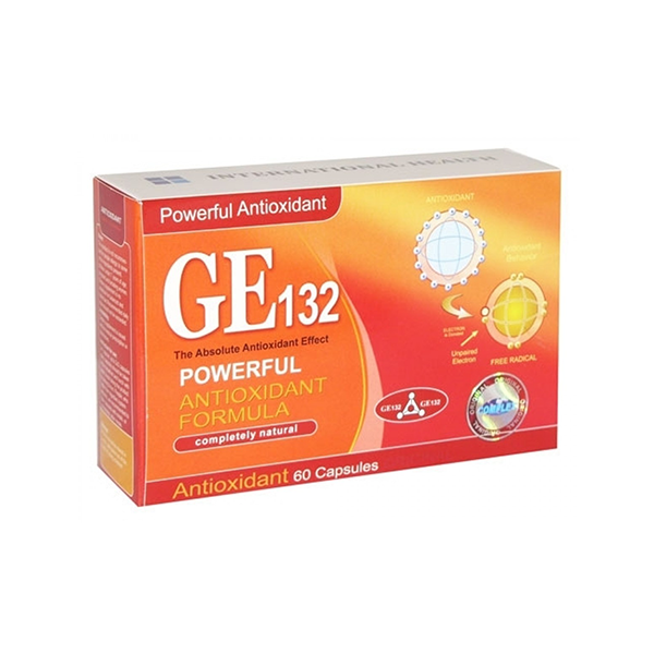 International Health GE132 Powerful 60 kapsula