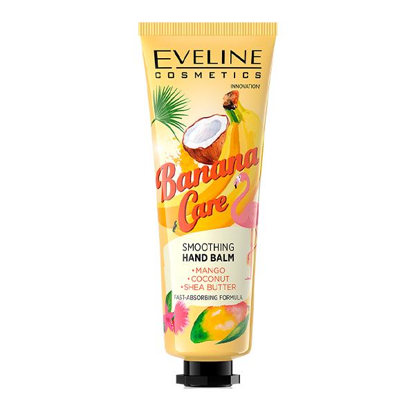 Eveline Cosmetics Banana Care uglađujuća krema za ruke sa mirisom banane 50ml