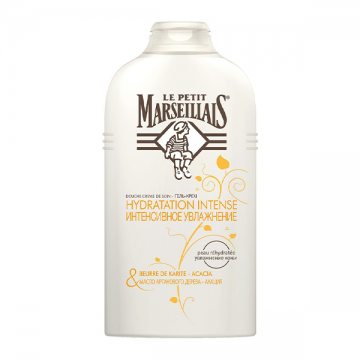 Le Petit Marseilials Gel za tuširanje (karite maslac i ekstrakt lista bagrema) 250ml