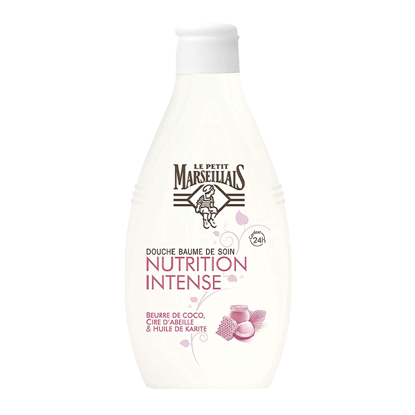 Le Petit Marseilials Nutrition Intense Gel za tuširanje (kokos, pčelinji vosak i šea ulje) 250ml