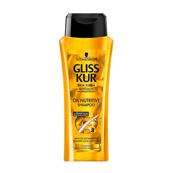 Gliss Kur Oil Nutritive šampon za kosu 250ml - 1