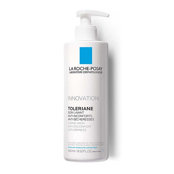 La Roche-Posay Toleriane negujući gel za pranje lica 400ml