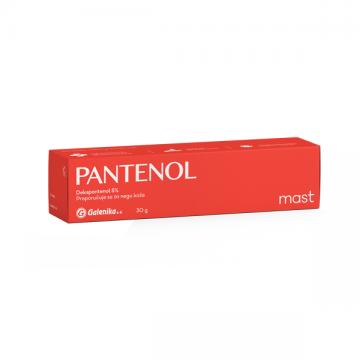 Pantenol mast 30g - 1