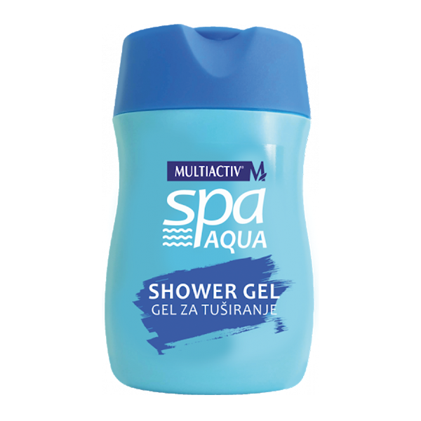 Multiactiv Spa Aqua gel za tuširanje 75ml