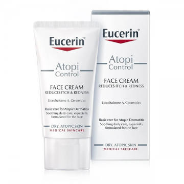 Eucerin AtopiControl krema za lice 50ml