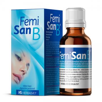 Femisan B kapi 30ml - 1